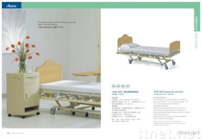 Super low care bed