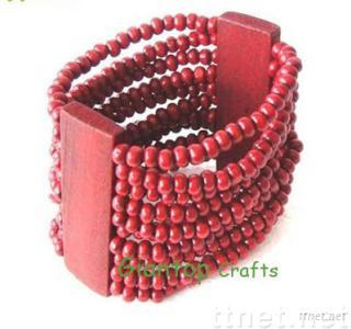 rosary bracelets, fashion accessories, wood accessories