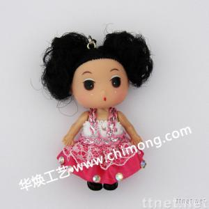 Real fashion PVC toys-vinly ddung doll