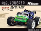 1/16th SCALE FUEL POWERED OFF ROAD TRUGGY