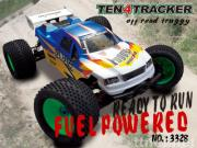 1/8th SCALE FUEL POWERED OFF ROAD TRUGGY