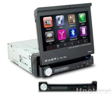 car 7 inch 1 DIN DVD Player