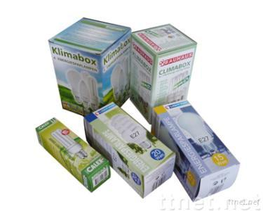 Energy-Saving Lamp Carboard Boxes