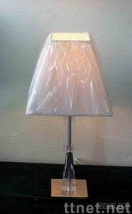 Poly lamp/ led work lamp/ Cloth table lamp/glass table lamp/glass lamp