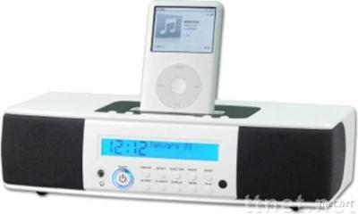 DAB iPod Clock Radio  Model-IP28D