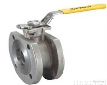 1pc wafer type ball valve