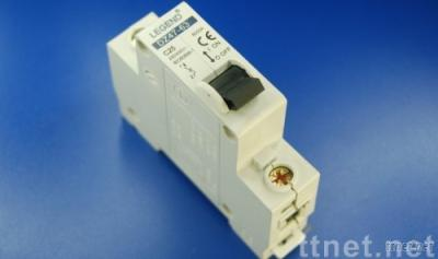 Miniature Circuit Breaker (MCB) with Overload Protection and 230/400V Rated Voltage