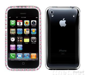 diamond crystal case for Iphone 3GS