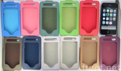 Iphone 3GS leather case