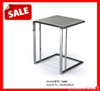 modern marble coffee table TS02