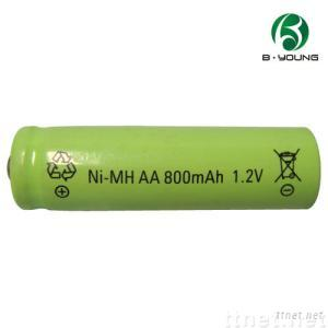 Ni-MH AA rechargeable battery