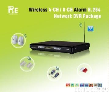 8CH Wireless Alarm  DVR