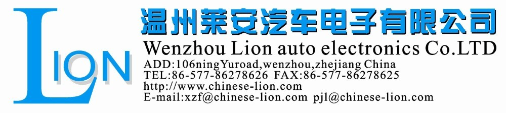Wenzhou Lion Auto Electronics Co.,ltd.