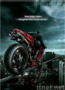 Motorcycle Tyres of All Sizes