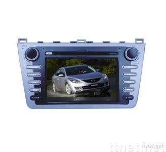 Mazda 6 Special Fit Car DVD GPS Audio Video with Digital Touch Screen Radio LCD TV Bluetooth iPod USB SD