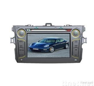 Toyota Corolla Special Fit Car DVD GPS Audio Video with Digital Touch Screen Radio LCD TV Bluetooth iPod USB SD
