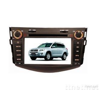 Toyota RAV4 Special Fit Car DVD GPS Audio Video with Digital Touch Screen Radio LCD TV Bluetooth iPod USB SD