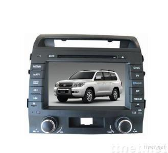 Toyota Land Cruiser 8 inch wide screen Car DVD GPS AV with Digital Touch Screen Radio LCD TV Bluetooth iPod USB SD