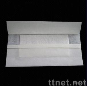 nonwoven fabric wound dressing
