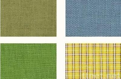 Linen, Cotton Blended Fabric