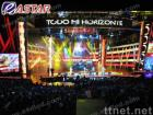 Stage background LED Display Curtain PH20mm