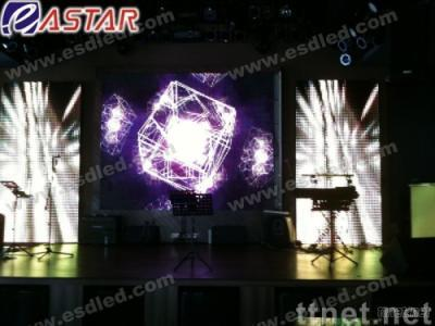 Stage LED Curtain Display PH20mm