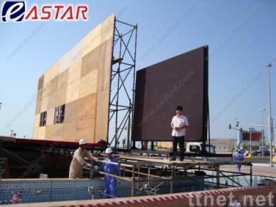 Stage Background LED Display Screen PH16mm