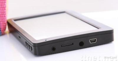5 inch Android Tablet PC with GPS navigation
