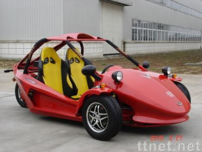 Off-Road Go Kart/Buggy: 250cc, Chain; KD-250MD-2