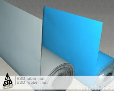 ESD Table Mat, ESD Rubber Mat