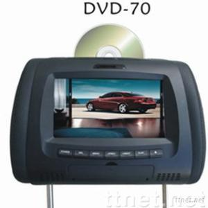 Headrest Monitors DVD-70