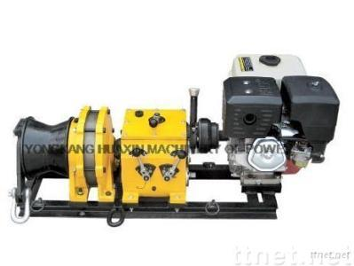 5 Tons Engine Powered Winch