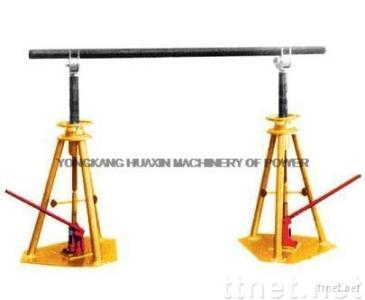 Large Hydraulic Cable Stand