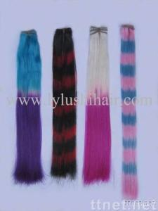 Clip in Hair Extension ( Heat Resistant Synthetic)