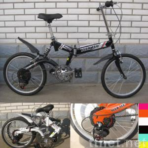 Folding bicycle LW20BF