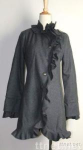 Jacket Coat Fashion Outerwear Winter Jackets For Ladies