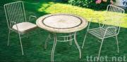 Patio Furniture Set with 2 Chairs