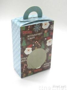Paper food Box with Window