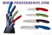 Ceramic Knife Set (ABS-Handle)