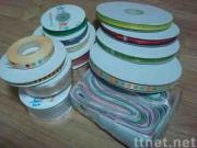 Muti color ribbon