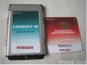 Nissan Consult II Interface