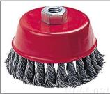 cup industrial brush