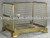 Storage Cage, Steel Mesh Container