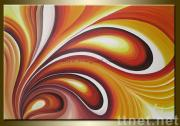 Modern Abstract Art Canvas Oil Painting