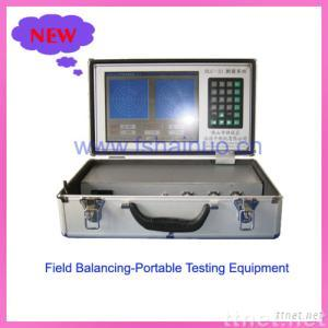 Field Balancing-Portable Testing Equipment