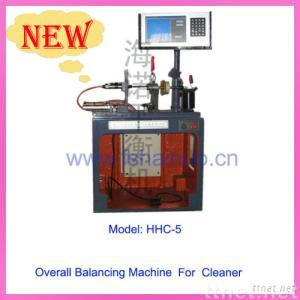 Overall Banlancing Machine for Cleaner