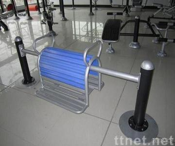CE Outdoor Fitness Equipment Horse Riding Machine