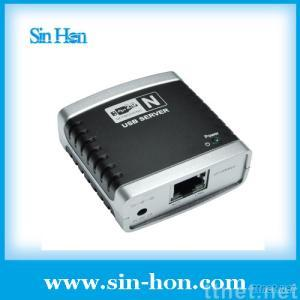 Networking USB Server