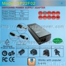Laptop adapter 19V/4.74A for HP/TOSHIBA