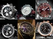 Automatic movement wrist watches,2010 Christmas discount extra gifts 1-year garantee